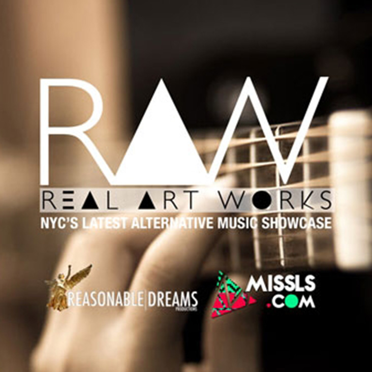 R.A.W. – a monthly music showcase