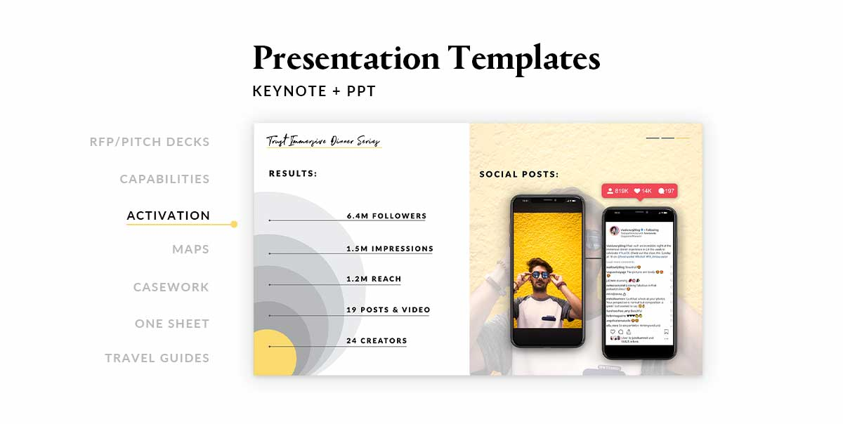 Freelance Presentation Specialist