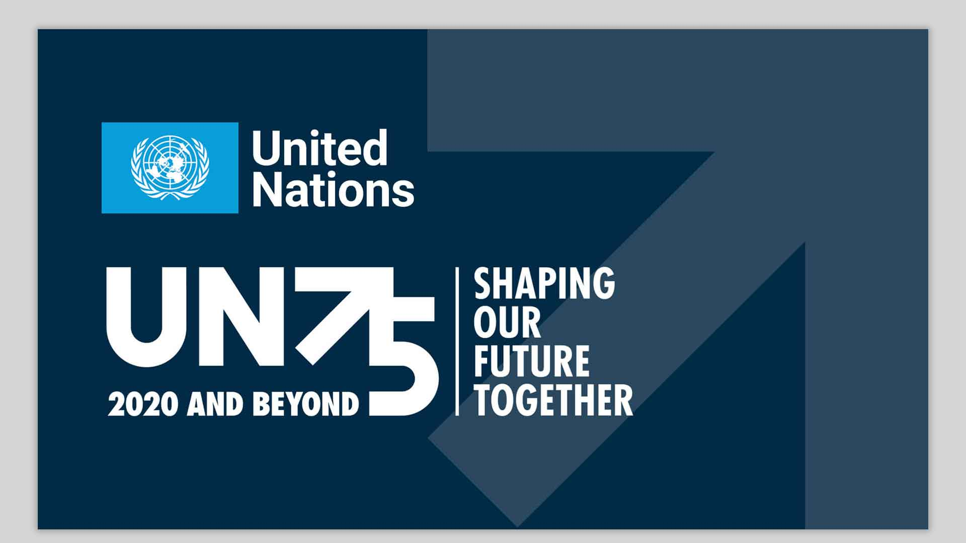 United Nations Template Design