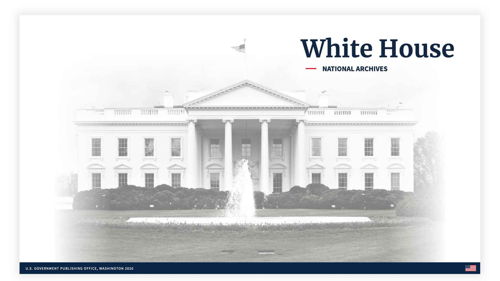 PPT Design White House
